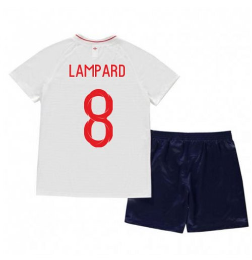 2018-2019 England Home Nike Baby Kit (Lampard 8)