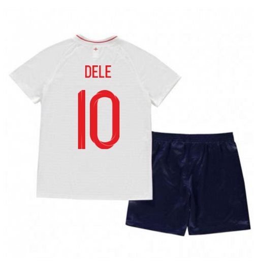 2018-2019 England Home Nike Baby Kit (Dele 20)