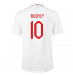 2018-2019 England Home Nike Football Shirt (Rooney 10)