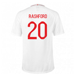 2018-2019 England Home Nike Football Shirt (Rashford 19) - Kids
