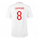 2018-2019 England Home Nike Football Shirt (Lampard 8) - Kids