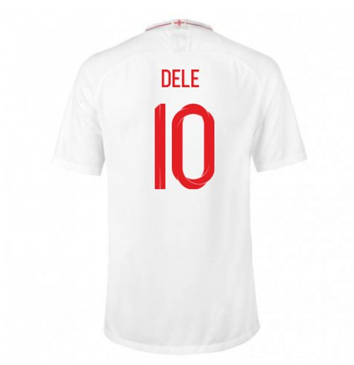 2018-2019 England Home Nike Football Shirt (Dele 20)