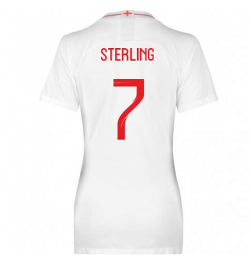 2018-2019 England Home Nike Womens Shirt (Sterling 10)