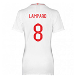 2018-2019 England Home Nike Womens Shirt (Lampard 8)