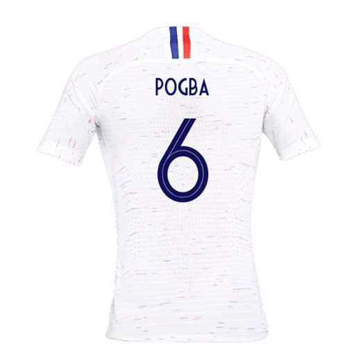 2018-2019 France Away Nike Womens Shirt (Pogba 6)