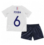 2018-2019 France Away Nike Baby Kit (Pogba 6)