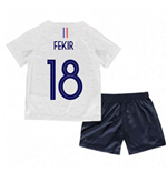 2018-2019 France Away Nike Baby Kit (Fekir 18)