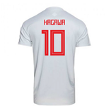 2018-2019 Japan Away Adidas Football Shirt (Kagawa 10)