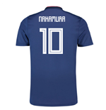 2018-19 Japan Home Shirt (Nakamura 10) - Kids