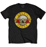 Guns N' Roses Men's Tee: Classic Logo (Retail Pack)