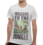 The Jungle Book T-shirt - Welcome To The Jungle