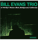 Vynil Bill Evans Trio - At Shelly'S Manne-Hole