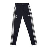 2018-2019 Real Madrid Adidas Training Pants (Dark Grey) - Kids