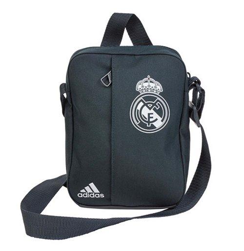 213067827 Buy Official 2018-2019 Real Madrid Adidas Organiser (Dark Grey)