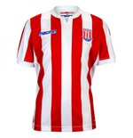 2018-2019 Stoke City Macron Home Shirt (Kids)