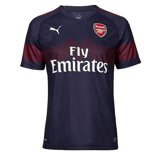 2018-2019 Arsenal Puma Away Football Shirt