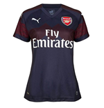 2018-2019 Arsenal Puma Away Ladies Shirt