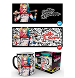 Suicide Squad Heat Change Mug Daddy's Li'l Monster