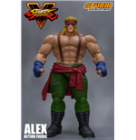 Street Fighter V Action Figure 1/12 Alex 18 cm