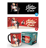 Fallout Heat Change Mug Nuka Cola