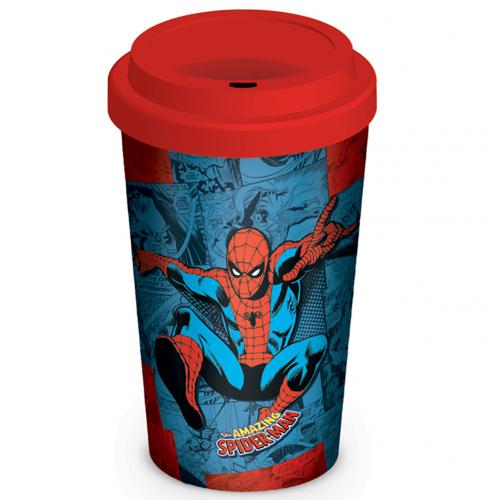 Spider-Man Ceramic Travel Mug