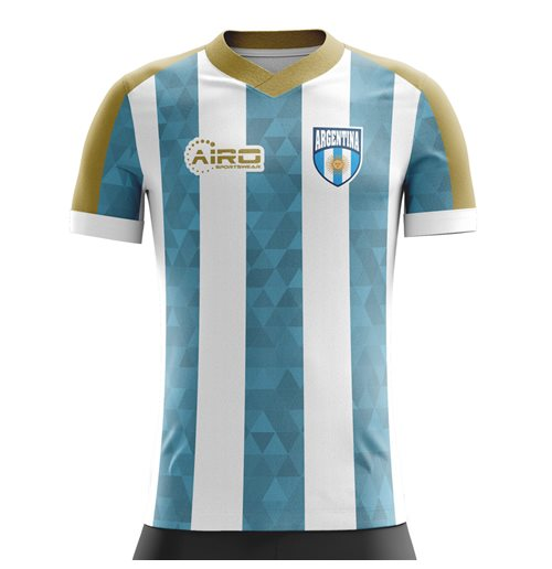 4d961967bcb Buy Official 2018-2019 Argentina Home Concept Football Shirt
