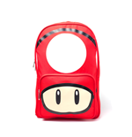 Nintendo - Mushroom Placed Print Backpack
