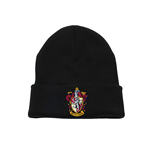 Harry Potter - Gryffindor Crest Beanie - Headwear Black