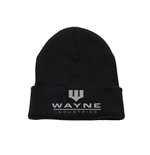 Batman - Wayne Industries Beanie - Headwear Black