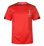Egypt FIFA World Cup 2018 Poly T Shirt Mens (Red)