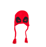 Deadpool Ski Beanie Laplander Deadpool Eyes