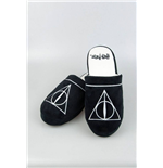 Harry Potter Slippers Deathly Hallows