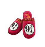 Harry Potter Slippers 9 3/4 Hogwarts Express