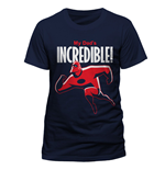 Incredibles 2 T-Shirt My Dad's Incredible