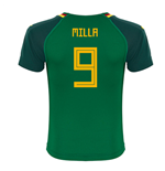 2018-19 Cameroon Home Shirt (Milla 9) - Kids