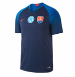 2018-2019 Slovakia Away Nike Football Shirt