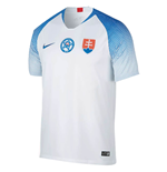 2018-2019 Slovakia Home Nike Football Shirt
