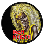 Iron Maiden Standard Patch: Killers (Packed)