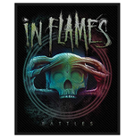 In Flames Standard Patch: Battles (Retail Pack)