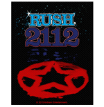 Rush Standard Patch: 2112 (Packed)