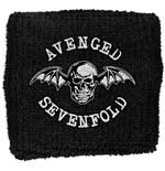 Avenged Sevenfold Sweatband: Death Bat
