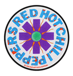 Red Hot Chili Peppers Standard Patch: Sperm (Loose)
