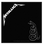 Metallica Standard Patch: Black Album (Loose)