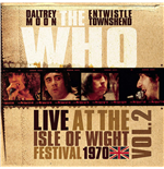Vynil Who (The) - Live At The Isle Of Wight Vol 2 (White Vinyl)  (Rsd 2018)
