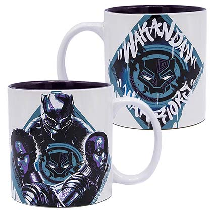 BLACK PANTHER The Movie 20 Ounce Mug