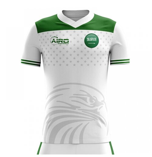2018-2019 Saudi Arabia Home Concept Football Shirt (Kids)
