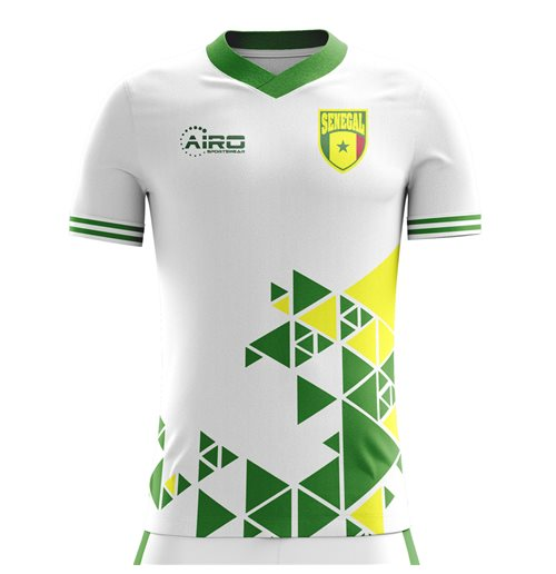 2018-2019 Senegal Home Concept Football Shirt