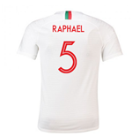 2018-2019 Portugal Away Nike Football Shirt (Raphael 5) - Kids