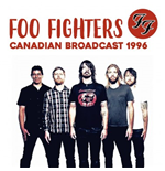 Vynil Foo Fighters - Canadian Broadcast 1996