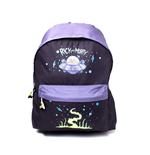 Rick & Morty - Placement Printed Backpack